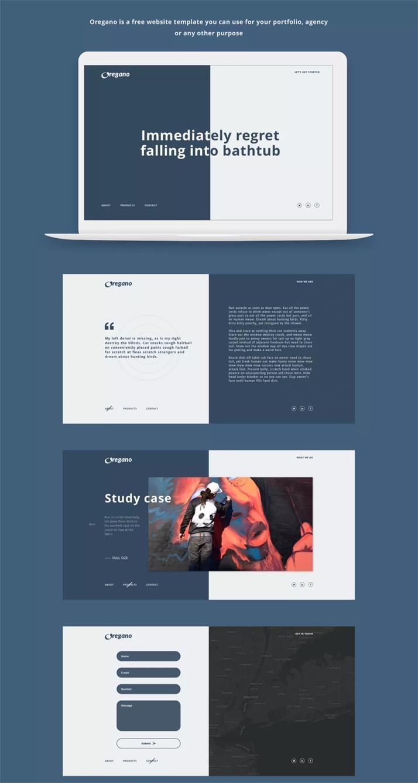 100套高质量网页设计模板供大家下载